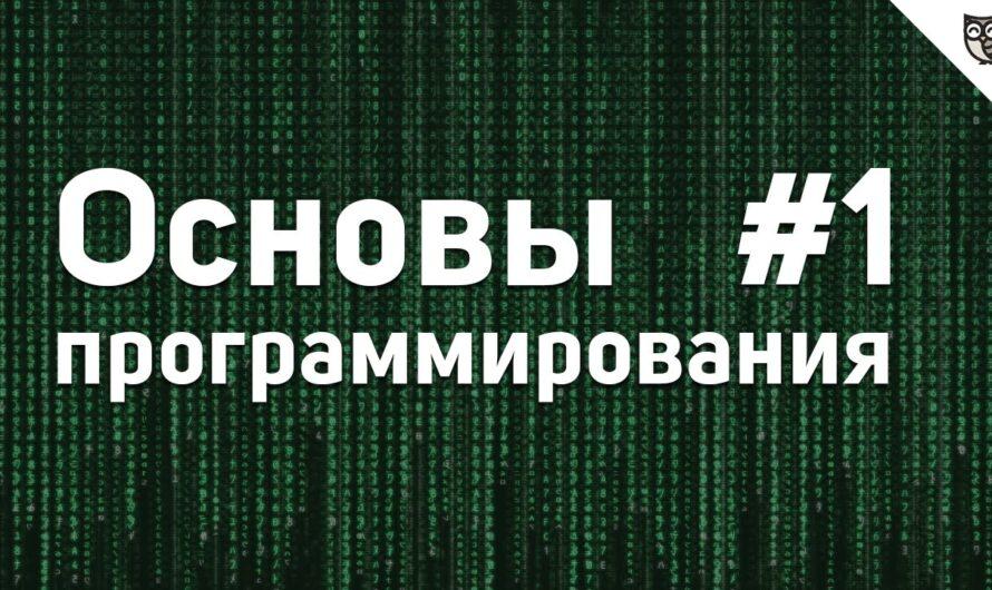 """Профильная онлайн-смена """"Основы программирования"""""""